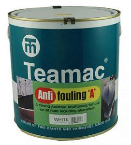 Teamac antifouling